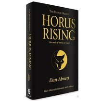 The Horus Heresy 1: Horus Rising (2019 Celebration Ltd. Ed.)