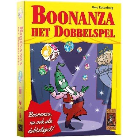 999-Games Boonanza Het Dobbelspel