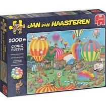 JVH: Het Ballon Festival (2000)