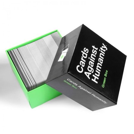 Cards Against Humanity Cards Against Humanity Int. Edition Green Expansion