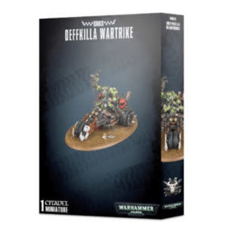 Games Workshop Orks: Deffkilla Wartrike