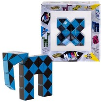 Clown Magic Puzzle 3D Blauw