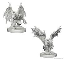 D&D Miniatures Unpainted: Gargoyles
