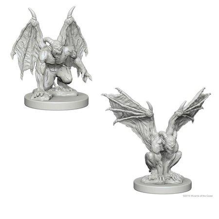 WizKids D&D Miniatures Unpainted: Gargoyles