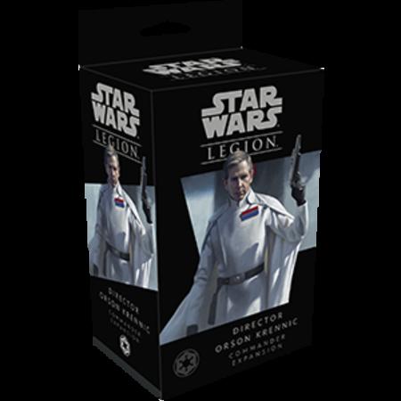 Fantasy Flight Star Wars Legion: Director Krennic Commander Expansion
