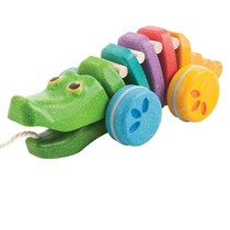PT - Dancing Alligator - Rainbow Edition