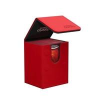 Ultimate Guard Flip Deck Case Standard 80+ Red