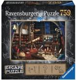 Ravensburger Escape puzzle: De sterrenwacht (759)
