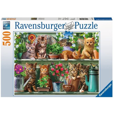 Ravensburger Katjes in het Rek (500)