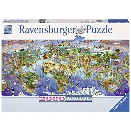 Ravensburger World wonders Panorama (2000)