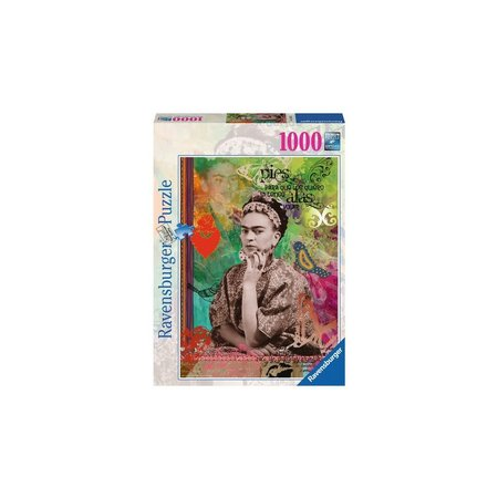 Ravensburger Frida Kahlo de Rivera (1000)