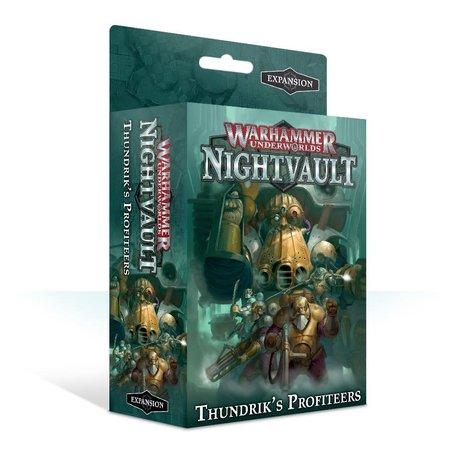 Games Workshop Warhammer Underworlds: Thundrik's Profiteers