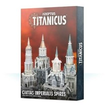 Adeptus Titanicus: Civitas Imperial Spires