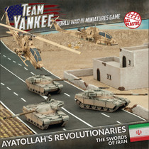 Team Yankee: Ayatollah's Revolutionaries
