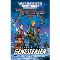 Warhammer Adventures: Claws of the Genestealer