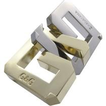 Huzzle Cast Puzzle Level 3: G&G