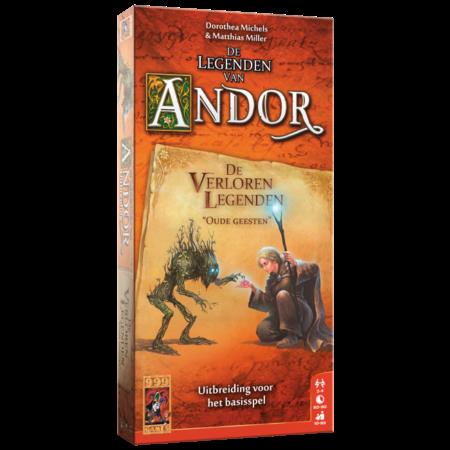 999-Games De Legenden van Andor: De Verloren Legende