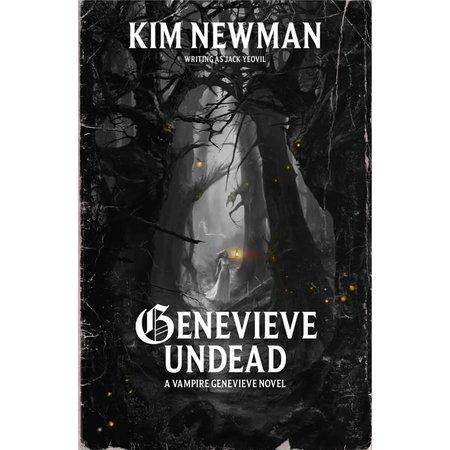 Black Library Genevieve Undead