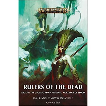 Black Library AoS: Rulers of the Dead