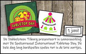 Bordspellendag (International Tabletop Day)