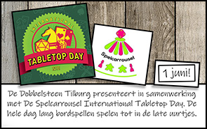Bordspellendag (International Tabletop Day)