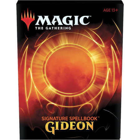 Wizards of the Coast MtG Signature Spellbook Gideon