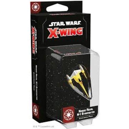 Fantasy Flight Star Wars X-wing 2.0: Naboo Royal N-1 Starfighter