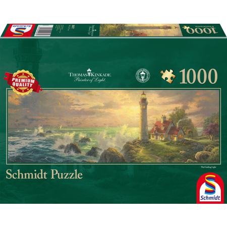 Schmidt Thomas Kinkade: The Guiding Light (1000)