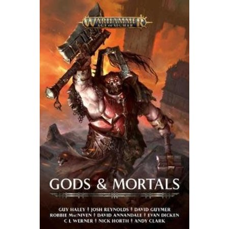 Black Library Gods and Mortals (PB)