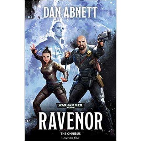 Black Library Ravenor: The Omnibus (PB)