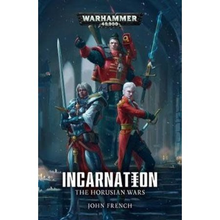 Black Library Incarnation: The Horusian Wars