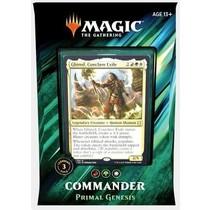 MTG Commander 2019: Primal Genesis (RGW, Ghired)
