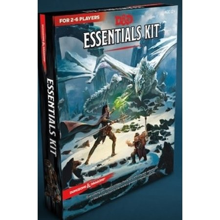 Wizards of the Coast D&D Essentials Kit (Eng)