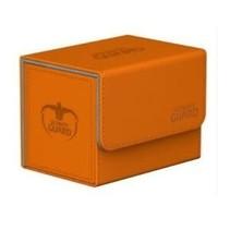 Ultimate Guard Sidewinder Deck Case Xenoskin 100+ Orange
