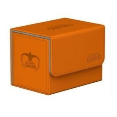 Ultimate Guard Ultimate Guard Sidewinder Deck Case Xenoskin 100+ Orange