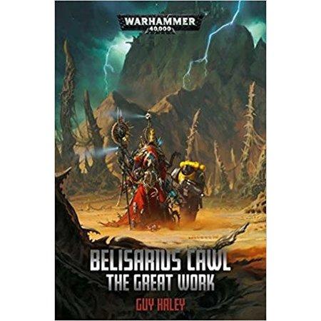Black Library Belisarius Cawl: The Great Work (HB)