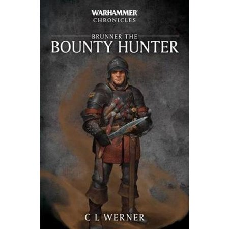 Black Library WHC: Brunner The Bountyhunter (PB)