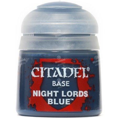 Citadel Miniatures Night Lords Blue (Base)