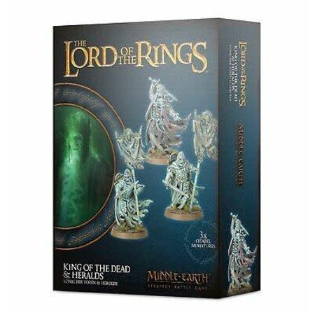 Games Workshop LotR: King of the Dead & Heralds