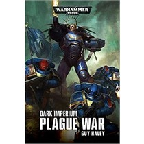 Dark Imperium Plague War novel (SC)