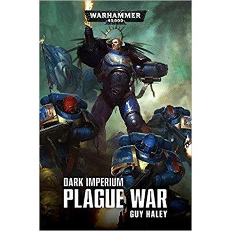 Black Library Dark Imperium Plague War novel (SC)