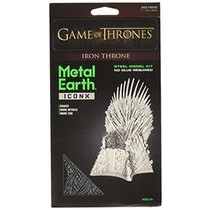 Metal Earth GoT Iron Throne