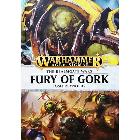 Black Library The Realmgate Wars: Fury of Gork (HC)