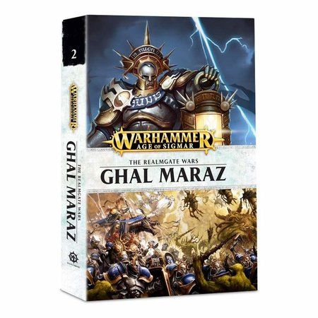 Black Library The Realmgate Wars: Chal Maraz (HC)