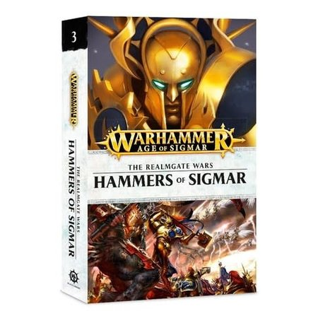 Black Library The Realmgate Wars: Hammers of Sigmar (HC)