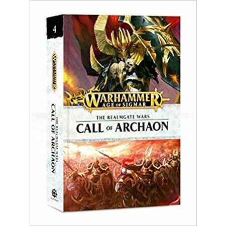 Black Library The Realmgate Wars: Call of Archaon (HC)