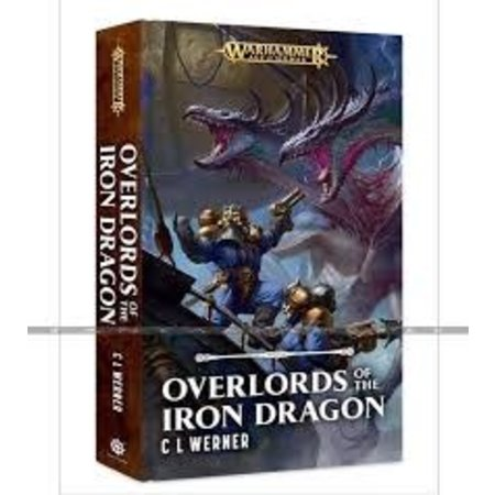 Black Library Overlords of the Iron Dragon (HC)