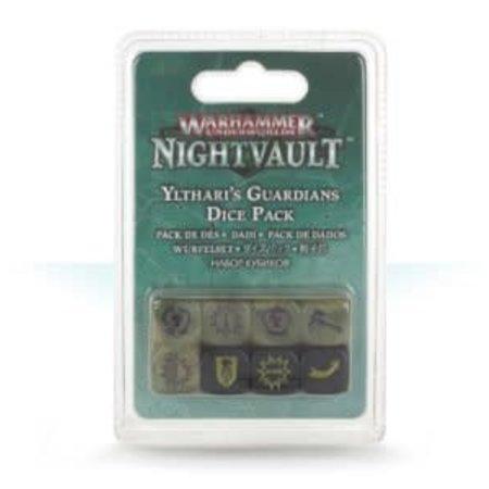 Games Workshop Warhammer Underworlds Nightvault: Ylthari's Guardians Dice pack