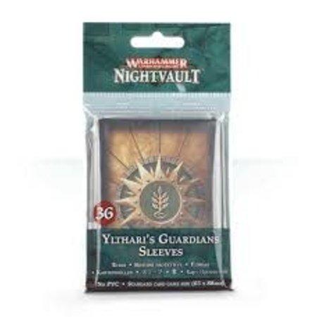 Games Workshop Warhammer Underworlds Nightvault: Ylthari's Guardians Sleeves