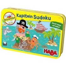 Haba Reisspel: Kapitein Sudoku